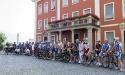 Festa di ciclisti, festa di paese